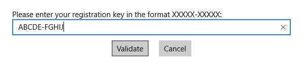 email generator robot registration key
